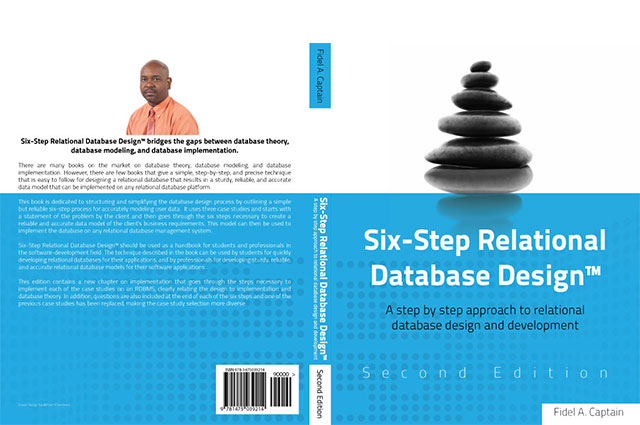 Six Step Relational Database Design