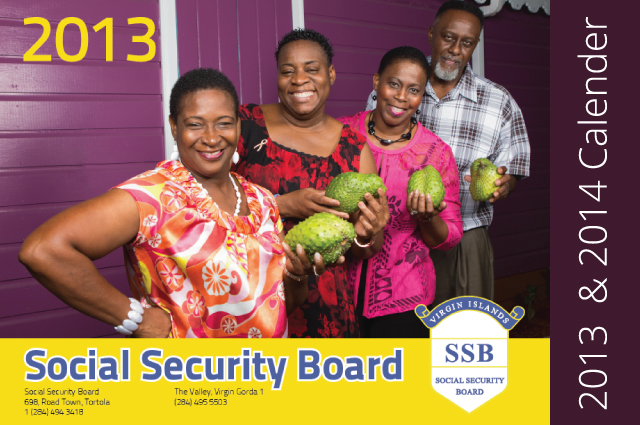 Social Security Calender